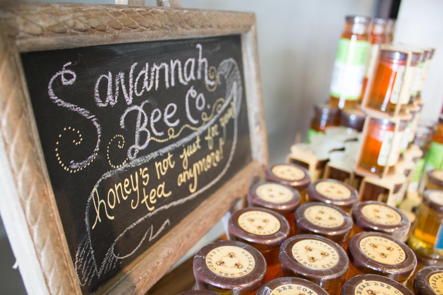 Savannah Bee Co. Honey